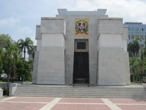 Republica Dominicana - Santo Domingo, Mausoleum