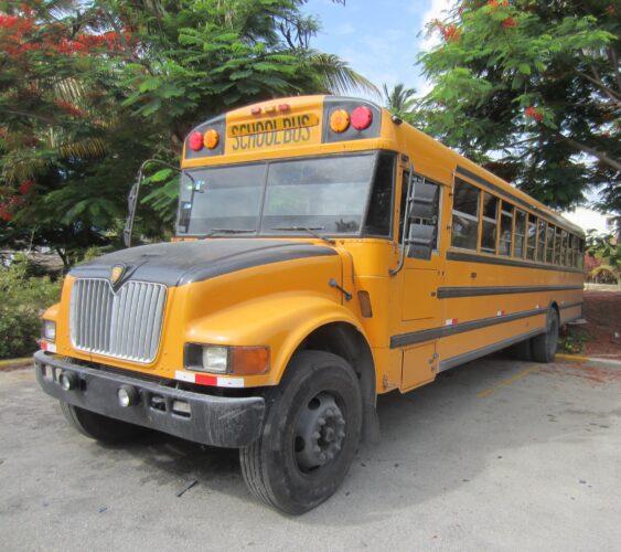 Republica Dominicana, School Bus