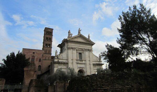 Rome, Inside Forum Romanum