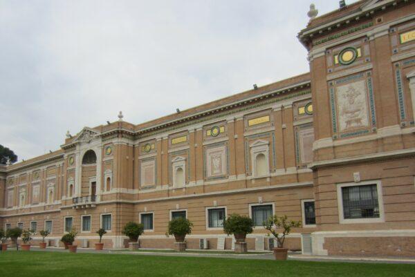 Rome - Vatican City, Inside Musei Vaticani