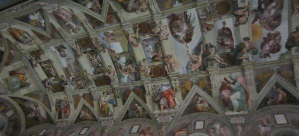 Rome - Vatican City, Sistine Chapel Ceiling