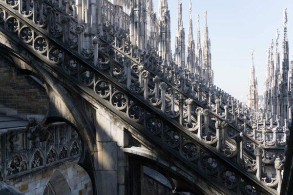 Roof Top Duomo Di Milano