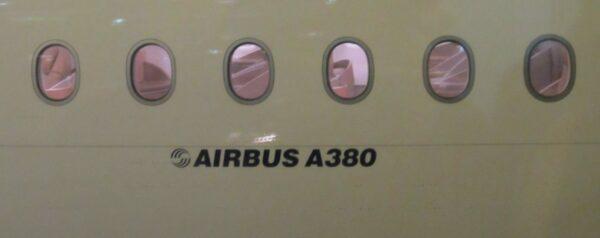 Shanghai, Airbus A380