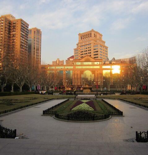 Shanghai, Fuxing Park