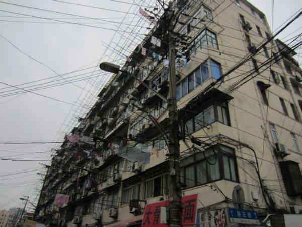Shanghai, Residential Buildings