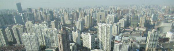 Shanghai, Panorama Skyline