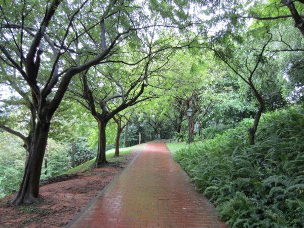 Singapore, Garden Path