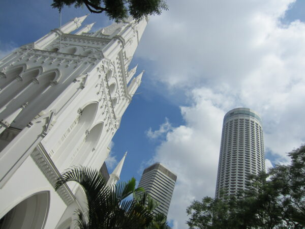 Singapore, Saint Andrews Cathedral