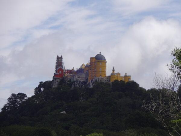 Sintra, Castle