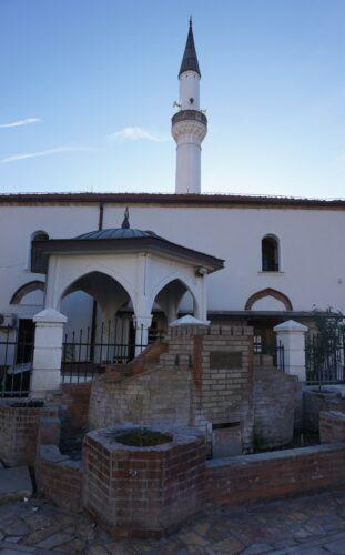 Skopje, Mustafa Pasha's Mosque