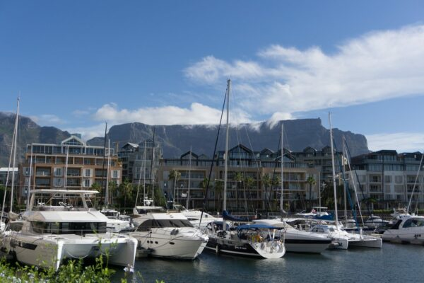 South Africa, Cape Town Waterfront