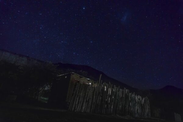 South Africa - Clarens, Night Sky