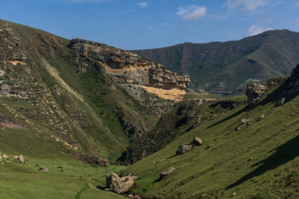 South Africa - Golden Gate Highlands, Mountains