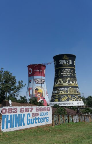 South Africa - Johannesburg, Soweto Towers
