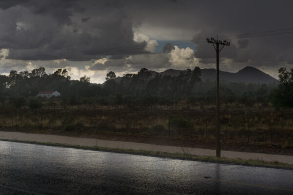 South Africa, Thunderstorm