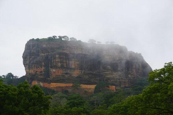 Sri Lanka, Sigiriya Lions Rock