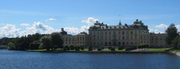 Stockholm, Drottningholm Slott