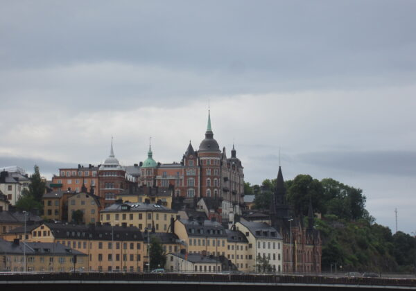 Stockholm, Houses
