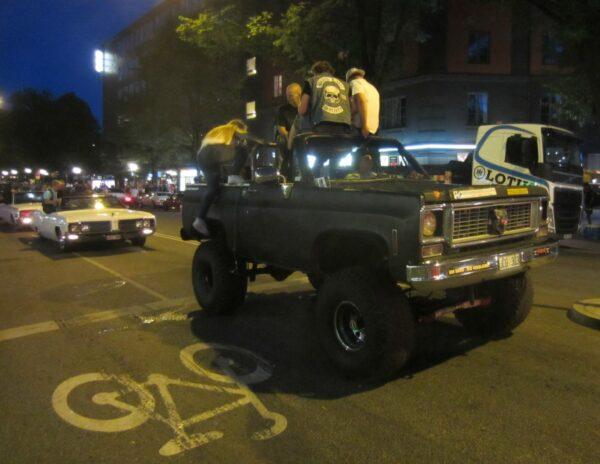 Stockholm, Monster Truck