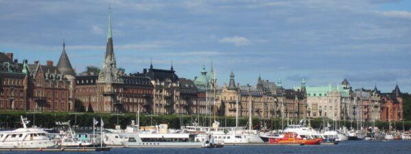 Stockholm, Port