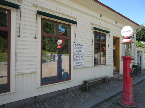 Stockholm - Skansen, Old Konsum