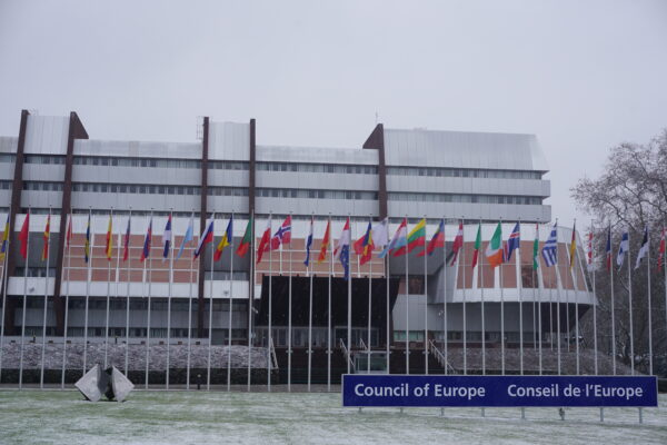 Strasbourg, Council Of Europe