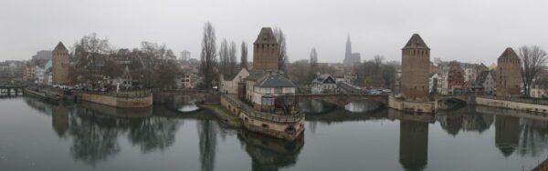 Strasbourg, Panorama View