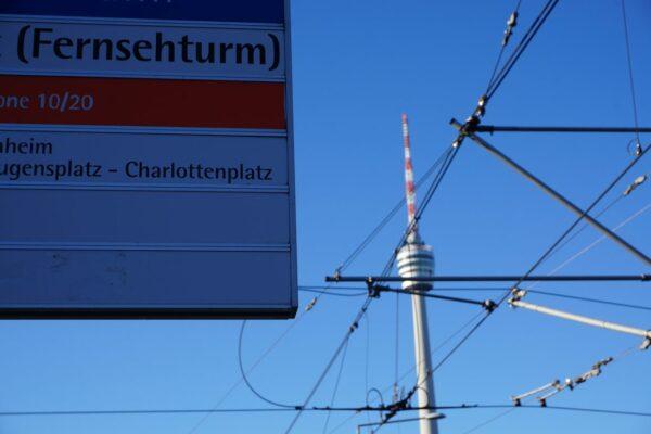 Stuttgart, Fernsehturm