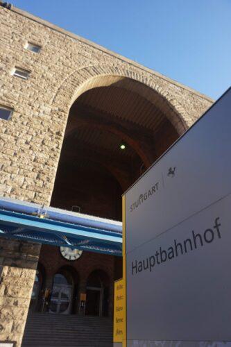 Stuttgart, Hauptbahnhof