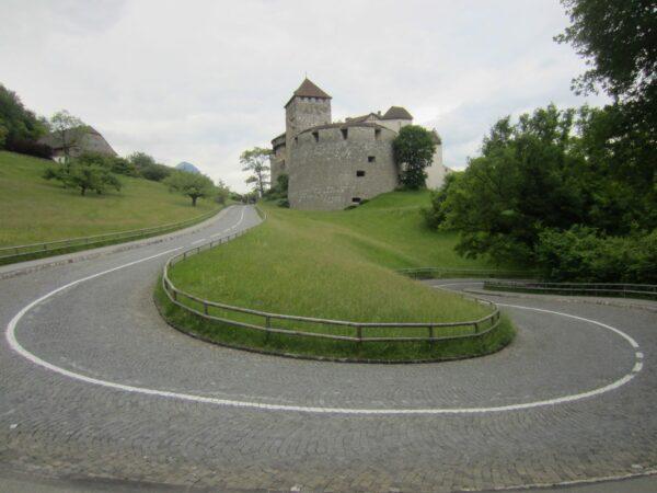 Liechtenstein - Vaduz, Fortress