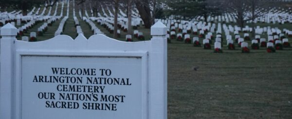 Washington, Welcome To Arlington National Cemetery
