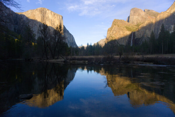 Yosemite National Park, Reflection