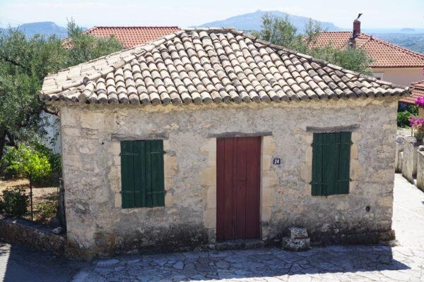 Agia Marina, House