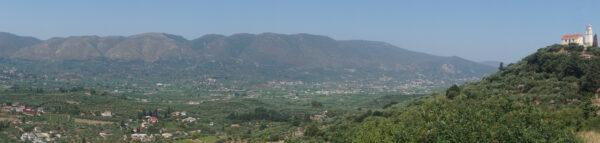Ano Gerakari, Panorama View