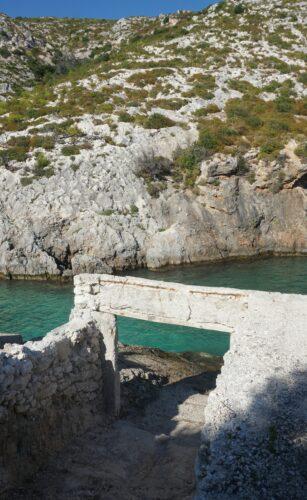 Porto Limnionas Arch