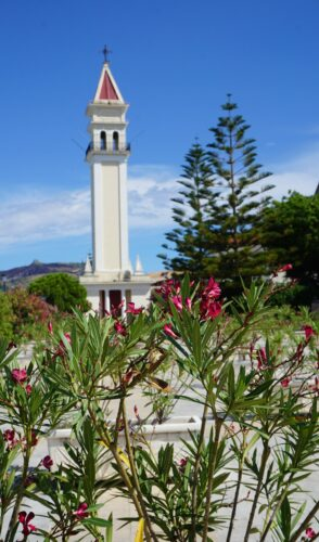 Zante Town, Agios Dionysios Church